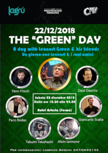 The Green Day 2018